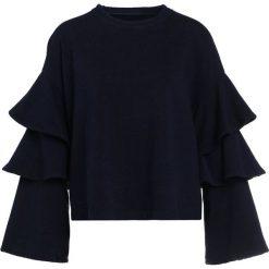 Bluzy rozpinane damskie: AG Jeans VOLANT Bluza dark blue