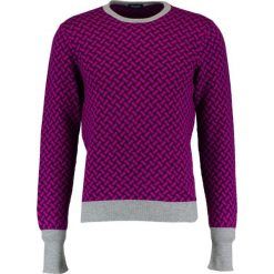 Swetry klasyczne męskie: Drumohr Sweter purple
