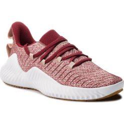 Buty adidas - Alphabounce Trainer W B75782 Ashpea/Nobmar/Rawdes. Czerwone buty do fitnessu damskie marki Adidas, adidas alphabounce. W wyprzedaży za 279,00 zł.