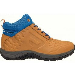 Buty męskie: Spokey Buty trekkingowe męskie OBMH202 żółte r. 42 (17240)