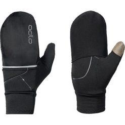 Rękawiczki męskie: Odlo Rękawiczki INTENSITY COVER r.L czarne (792100)