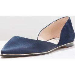 Baleriny damskie lakierowane: KIOMI Baleriny dark blue
