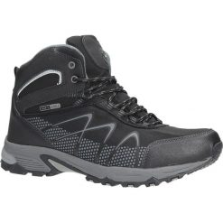 Czarne buty trekkingowe sznurowane Casu MXC7431-W. Czarne buty trekkingowe męskie Casu, na sznurówki. Za 129,99 zł.