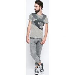 T-shirty męskie z nadrukiem: Andy Warhol by Pepe Jeans - T-shirt Smile