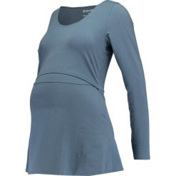 Bluzki asymetryczne: Boob BELLE NURSING Bluzka z długim rękawem blue lake