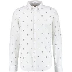 Koszule męskie na spinki: Knowledge Cotton Apparel Koszula bright white