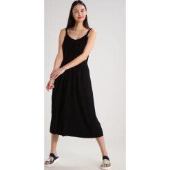 Sukienki hiszpanki: Baukjen MICHAELA Sukienka z dżerseju caviar black