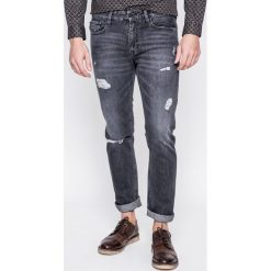 Calvin Klein Jeans - Jeansy. Szare jeansy męskie regular marki Calvin Klein Jeans. W wyprzedaży za 319,90 zł.