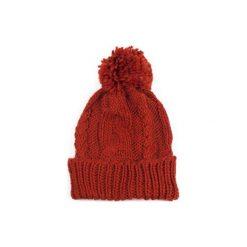 Czapka damska Winter comfort czerwona. Czarne czapki zimowe damskie marki BIG STAR, z gumy. Za 28,94 zł.