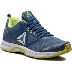 Buty Reebok - Ahary Runner CN5342 Blue Slate/Lemon Zest. Niebieskie buty do biegania męskie Reebok, z materiału. W wyprzedaży za 169,00 zł.