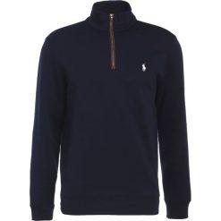 Polo Ralph Lauren Golf ATHLETIC INTERLOCK Koszulka sportowa french navy. Niebieskie koszulki polo marki Polo Ralph Lauren Golf, m, z bawełny, z długim rękawem. W wyprzedaży za 415,20 zł.