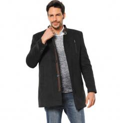 Płaszcz w kolorze czarnym. Czarne płaszcze zimowe męskie AVVA, Dewberry, m. Za 449,95 zł.