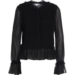 Bluzki asymetryczne: Rebecca Minkoff NIRA  Bluzka black
