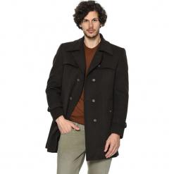 Płaszcz w kolorze brązowym. Brązowe płaszcze na zamek męskie marki AVVA, Dewberry, na zimę, m. Za 539,95 zł.