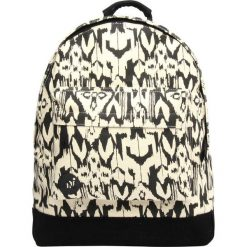 Mi-Pac - Plecak Ikat Black. Czarne plecaki męskie Mi-Pac, w paski, z bawełny. W wyprzedaży za 89,90 zł.