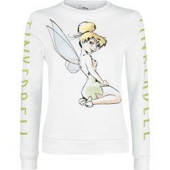 Piotruś Pan Tinker Bell - Sweet Bluza damska biały. Białe bluzy rozpinane damskie Piotruś Pan, xxl, z nadrukiem. Za 144,90 zł.