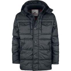 Lonsdale London Darren Kurtka zimowa czarny. Czarne kurtki męskie zimowe marki Lonsdale London, l. Za 324,90 zł.