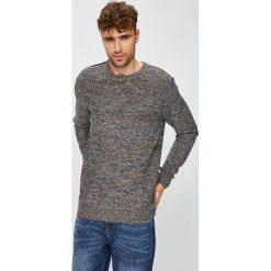 Medicine - Sweter Retro Racer. Szare swetry klasyczne męskie MEDICINE, l, z bawełny, z okrągłym kołnierzem. Za 149,90 zł.