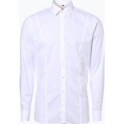 Finshley & Harding - Koszula męska, czarny. Czarne koszule męskie marki Finshley & Harding, w kratkę. Za 179,95 zł.