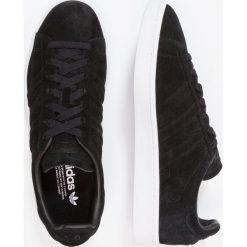Adidas Originals CAMPUS STITCH AND TURN Tenisówki i Trampki core black/footwear white. Czarne tenisówki męskie adidas Originals, z materiału. Za 449,00 zł.