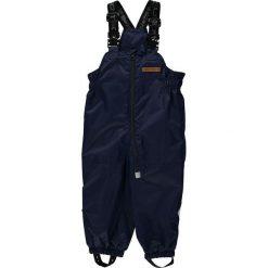 """Spodnie niemowlęce: Spodnie przeciwdeszczowe """"Parkin"""" w kolorze granatowym"""