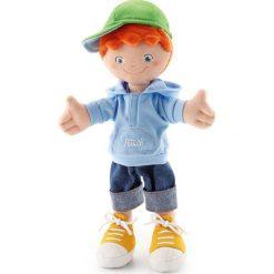 Przytulanki i maskotki: Trudi – Pluszowa lalka w sportowym stroju przytulanka Bartek 64429- lalki dla chłopców i dziewczyn