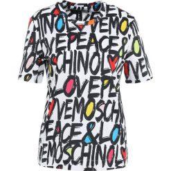 Odzież damska: Love Moschino Tshirt z nadrukiem multicoloured