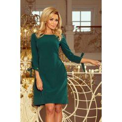1cb5eff7ba Alice Sukienka Z Kokardkami Zielona. Zielone sukienki damskie numoco