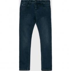 Name it - Jeansy dziecięce 128-164 cm. Niebieskie rurki dziewczęce Name it, z bawełny. Za 139,90 zł.