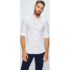 Medicine - Koszula Desert Island. Szare koszule męskie na spinki MEDICINE, m, z bawełny, z klasycznym kołnierzykiem, z długim rękawem. W wyprzedaży za 59,90 zł.