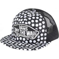 Vans Czapka Z Daszkiem Beach Girl Trucker Hat Oversize Dots. Szare czapki z daszkiem damskie marki Vans. W wyprzedaży za 69,00 zł.