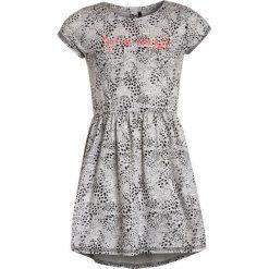 Sukienki dziewczęce z falbanami: 3 Pommes KID ROCK GIRL DRESS Sukienka z dżerseju white off