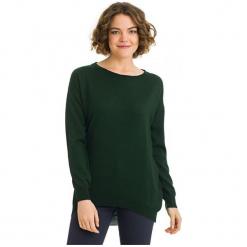 Galvanni Sweter Damski Fremantle M, Zielony. Zielone swetry klasyczne damskie GALVANNI, m, z materiału. W wyprzedaży za 299,00 zł.