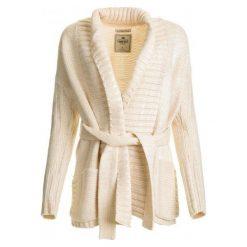 Swetry damskie: Timeout Sweter Damski L Kremowy