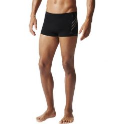 Kąpielówki męskie: KĄPIELÓWKI SPORTOWE ADIDAS AJ8357