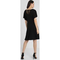 Sukienki hiszpanki: comma casual identity KURZ Sukienka letnia black