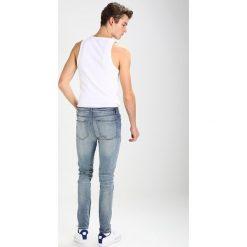 New Look VINTAGE TWISTED SEAM Jeans Skinny Fit blue. Niebieskie jeansy męskie New Look. Za 129,00 zł.