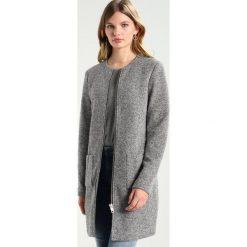 Płaszcze damskie pastelowe: JDY JDYSELINA  Płaszcz wełniany /Płaszcz klasyczny light grey melange
