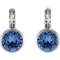Kolczyki damskie: Dyrberg/Kern LOUISE Kolczyki  light sapphire