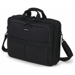 "Dicota Traveller Scale 15 - 17.3"" czarna. Czarne torby na laptopa marki Dicota. Za 269,00 zł."