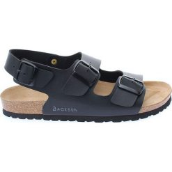 Sandały męskie: Sandały w kolorze czarnym