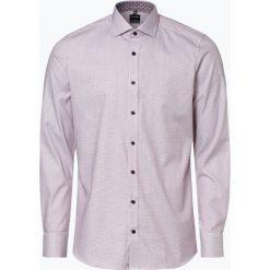 Olymp Level Five - Koszula męska łatwa w prasowaniu, czerwony. Czerwone koszule męskie non-iron marki Cropp, l. Za 149,95 zł.