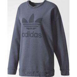 Bluza adidas Originals Trefoil Sweatshirt (BR9292). Czarne bluzy damskie marki Alpha Industries, z materiału. Za 132,99 zł.