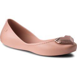 Baleriny ZAXY - Start Romance III Fem 82531 Lt Pink 16332 BB285013 02064. Czerwone baleriny damskie Zaxy, z materiału. W wyprzedaży za 129,00 zł.
