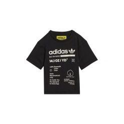 T-shirty z krótkim rękawem Dziecko  adidas  Koszulka Kaval. Czarne t-shirty chłopięce z krótkim rękawem Adidas. Za 79,95 zł.