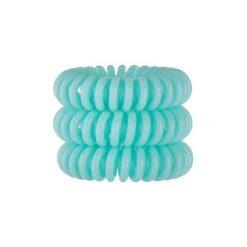 Invisibobble The Traceless Hair Ring gumka do włosów 3 szt dla kobiet Mint To Be. Zielone ozdoby do włosów marki INVISIBOBBLE. Za 12,56 zł.