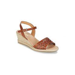Sandały So Size  -. Brązowe sandały trekkingowe damskie marki So Size. Za 319,20 zł.