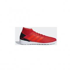 Buty do piłki nożnej adidas  Buty Predator Tango 19.3 IN. Czerwone halówki męskie Adidas, do piłki nożnej. Za 379,00 zł.