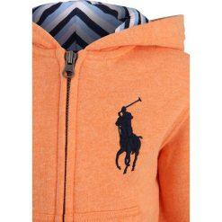 Polo Ralph Lauren TOPS Bluza rozpinana thai orange. Brązowe bluzy chłopięce rozpinane marki bonprix, m, z nadrukiem, z polaru. Za 319,00 zł.
