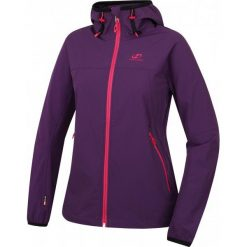 Kurtki damskie softshell: Hannah Balia Dw Grape Royale 36